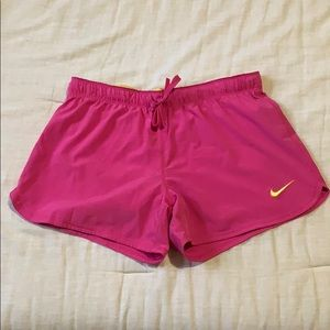 Nike Dri-Fit Active Wear Shorts